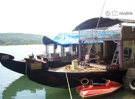 tarkarli house boat tarkarli houseboat photos images