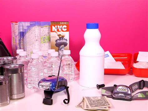 essential home items what to include in a home survival kit business insider
