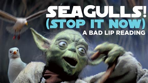 a bad a bad lip reading of the empire strikes back hedonistica