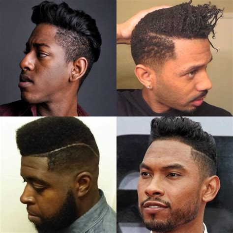 who is the black guy with a pompadour cool black haircuts 2016 hair