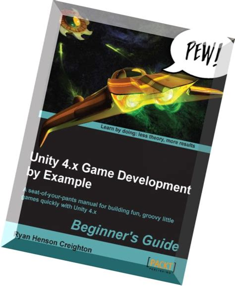 unity tutorial for beginners pdf download unity 4 x game development by exle beginner s