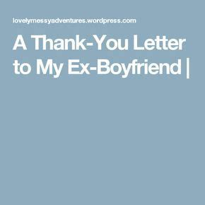 thank you letter to my biology best 25 letter to boyfriend ideas only on
