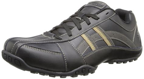 Skechers Usa by Skechers Usa S Citywalk Malton Oxford Sneaker Black 9