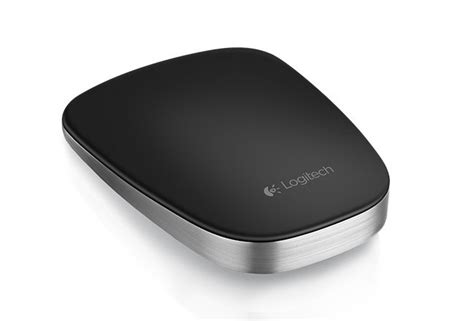 Berapa Mouse Laptop logitech luncurkan mouse sentuh portable ultra tipis