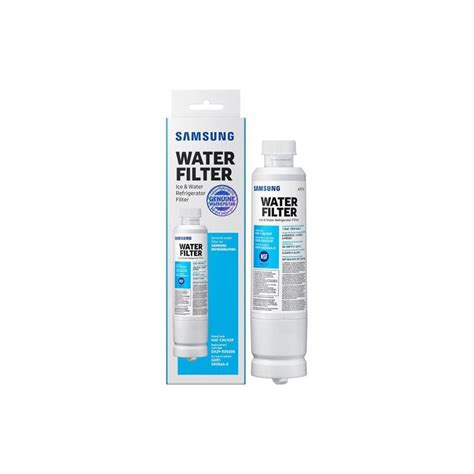 shop samsung 6 month refrigerator water filter at lowes