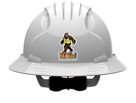 Sticker Hvs hivis hank 991180 logo sticker