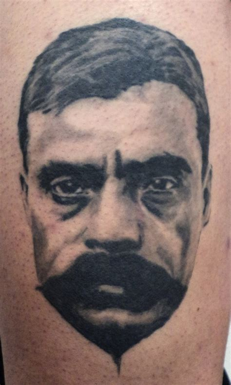 zapata tattoo needles and sins revolutionary revelations