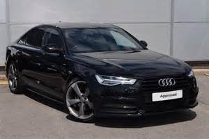 used 2015 audi a6 2 0 tdi 190ps ultra black edition for