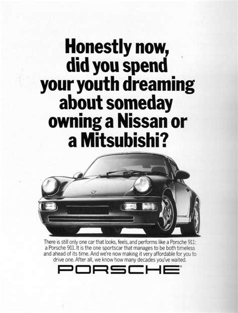 porsche ads these are the best porsche print ads autoevolution