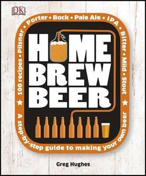 booktopia home brew by dorling kindersley