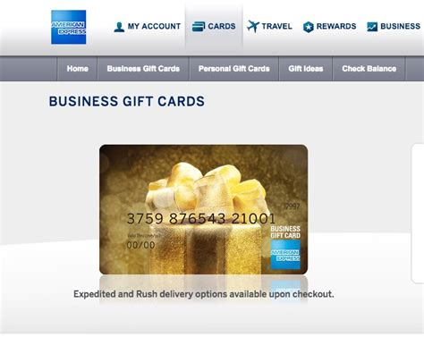 Get Gift Card Balance - unboxing my new american express blue business plus credit