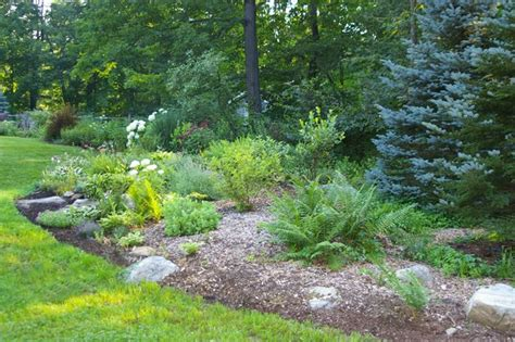 how to stop water runoff from neighbors yard 17 best images about landscaping berms for flood