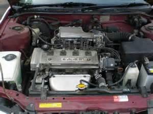 Toyota Ae101 Engine Toyota Corolla Ceres Ae101 1993 4a Engine Same As