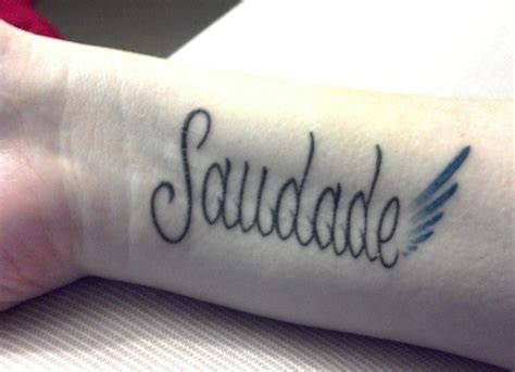 saudade tattoo 73 best saudade images on cousins small