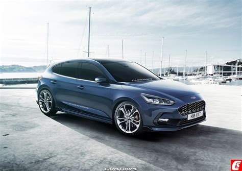 2019 Ford Focus by Future 2019 Ford Focus St Brings Back The Styling