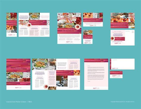 event design portfolio stocklayouts portfolio sles graphic design ideas