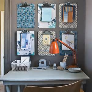Office Space Organization Ideas Office Organization Ideas For Disaster Zone Desks Martha Stewart