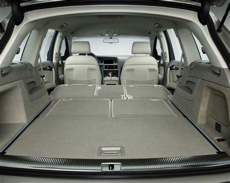 audi jeep interior the audi q7 interior luxurious and spacious audi