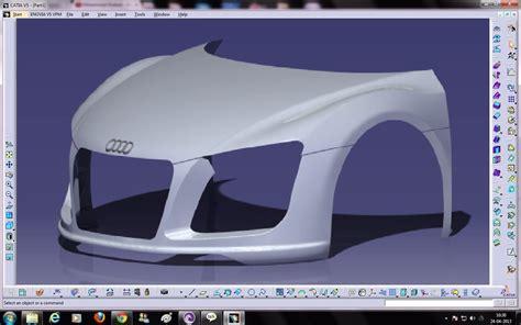 tutorial car design in catia v5 part 1 catia v5 tutorials part design transformation features