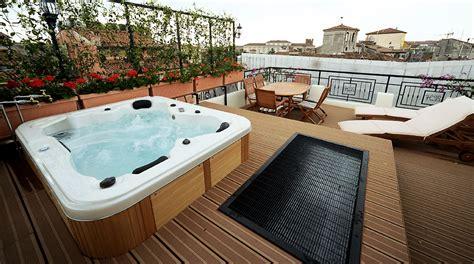 terrazzi da sogno la casa da sogno ha terrazzo e idromassaggio
