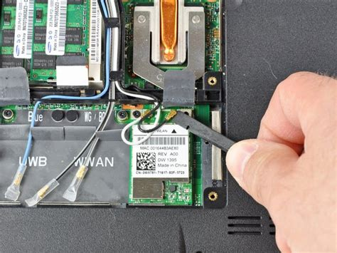 dell inspiron 1525 wireless mini card replacement ifixit