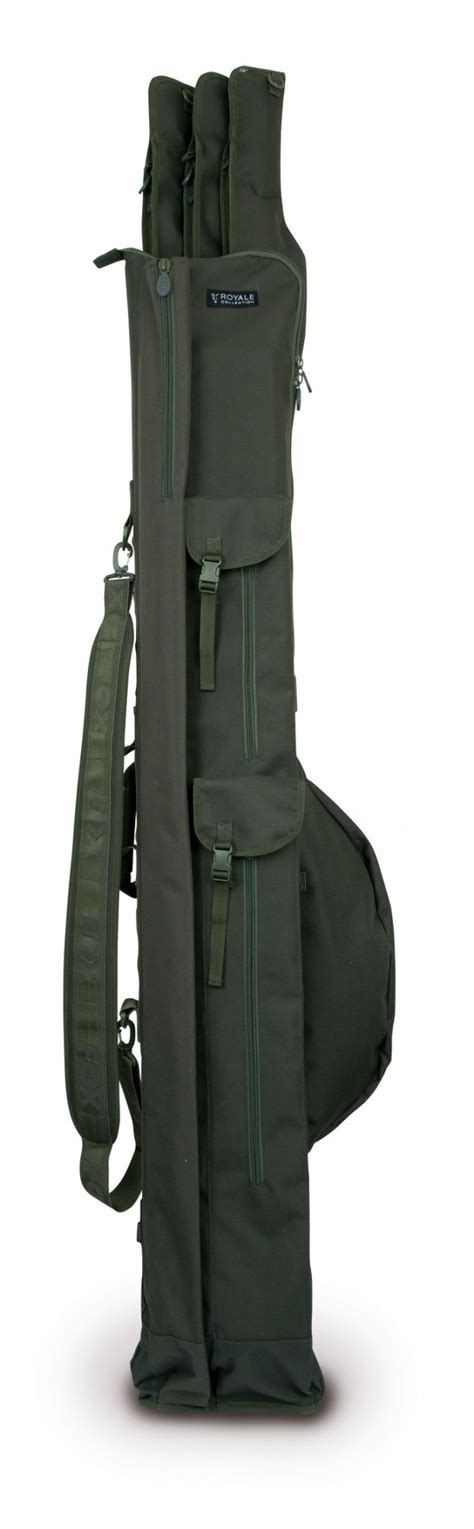 Tas N Combo fox royale 5 rod quiver combo 3x 12ft taschen rutentasche