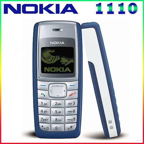 Nokia 1110i Gsm Original Garansi 1 Bulan 1110 original mobile phone nokia 1110 1110i mobile phone unlocked cheap mobile classic phone