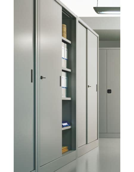 armadi con serratura armadio ante scorrevoli in metallo con serratura cm 150 x