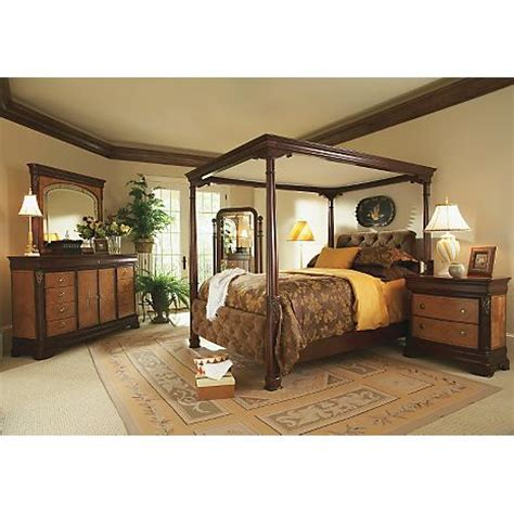 Carey Canopy Bedroom Set The Bristol Collection King Canopy Bed Apps Directories