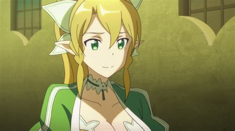 Ordinal Attack 09 leafa from sword phase 1 resources kisses