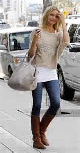 Cameron diaz in ag adriano goldschmied celebrities in designer jeans