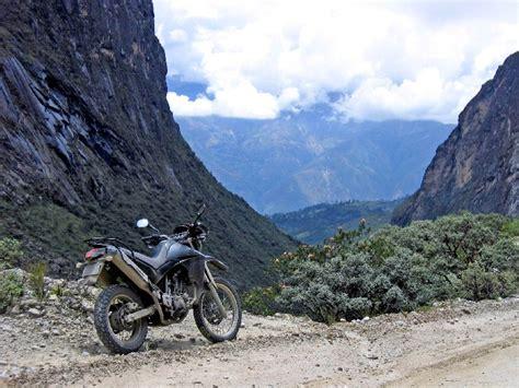 Motorrad Fahren Peru by Overcross S 252 Damerika Peru Motorradreisen