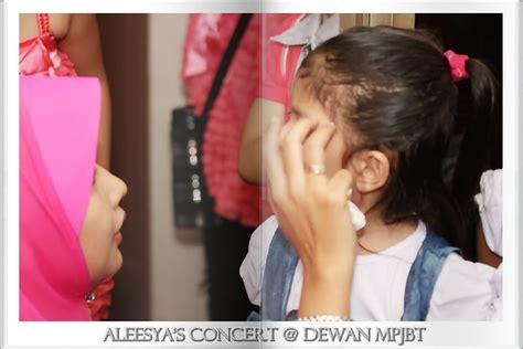 Make Up Männer 4657 by Damia Aleesya Damia Ayyunie Konsert Pertama Aleesya