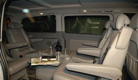 luxury minivan interior 5 seater mercedes viano rental delhi luxury mercedes