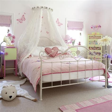 beautiuful girls bedroom decorating ideas