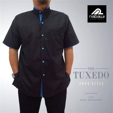 Baju Koko Keren Modern Jual Baju Gamis Jubah Muslim Pria