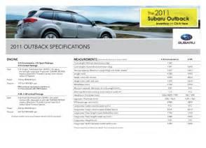 Subaru Outback Width Subaru Outback Towing Capacity