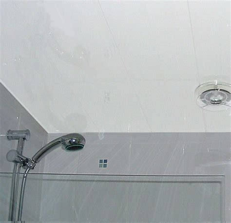 Ceiling Panels For Bathrooms And Showers Bathroom Ceiling Material