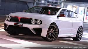 La Lancia Nuova Lancia Delta Hf Integrale Quot Revival Quot Motorage New