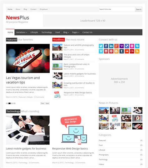 wordpress themes not blog 10 best magazine wordpress themes you should not miss