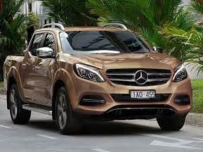 Mercedes Up Truck The Mercedes Glt Truck Coming Soon