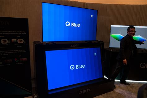 Tv Samsung Qled Samsung Qled Tvs Vorgestellt Vollgas Gegen Oled 4k All About Samsung