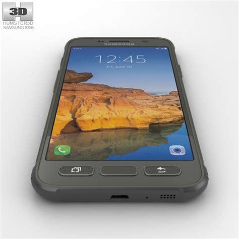 Samsung Galaxy S7 3d Model Free