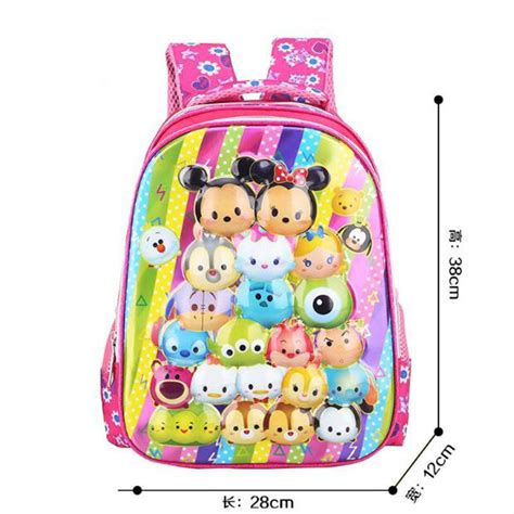 Tas Sekolah Tsum Tsum Original School Bag Tsum Tsum Original Disney school bag tsum tsum hanako babyshop