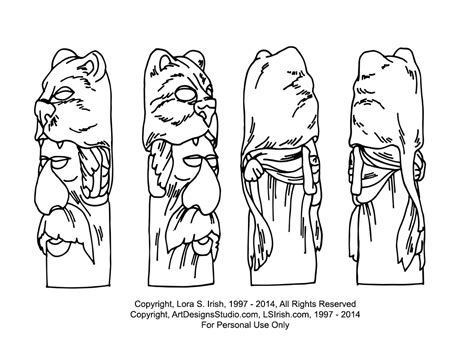 free carving patterns image result for free wood patterns for carving walking