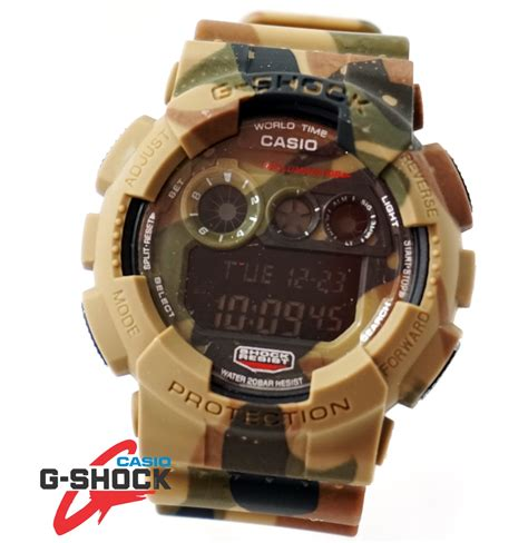 Jam Tangan G Shock Ga500 Brown g shock army brown kucikuci shop jam tangan murah