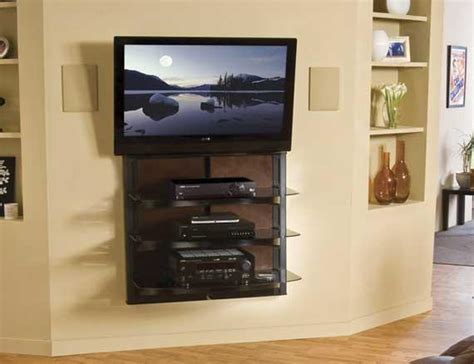 sanus av furniture showcase home theater installation
