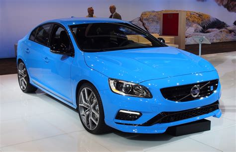Volvo S60 Hp by Volvo S60 And V60 Polestar Unveiled 345 Hp 500 Nm