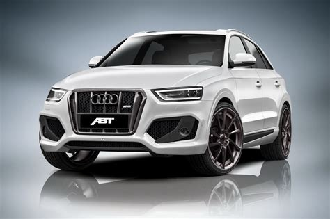 Audi Tuning Abt abt tuning audi qs3 is now available daily tuning