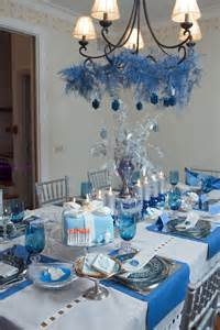 Table Decoration Ideas by Picture Of Winter Wedding Table Decor Ideas